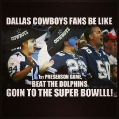 Dallas Cowboys lmao
