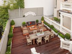 adorable san francisco rooftop garden