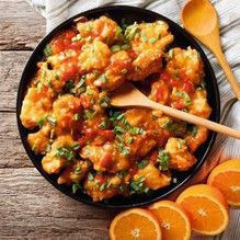 Tupperware - Pollo Sudado a la Naranja con Anís