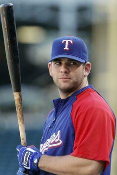 Mitch Moreland -Texas Rangers <3
