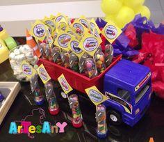» Festa Carrinhos e Caminhões ArtesAny