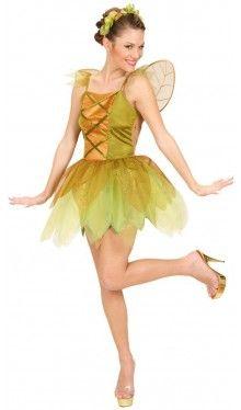 Waldfee Willow Kostüm