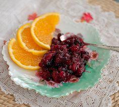 The BEST  cranberries - julia childs