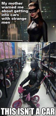 Superheros in Weird Places: Get In Meme | Slapcaption.com