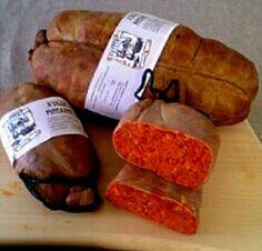 Pizza con embutido calabres | BuscaRecetas Nduja spicy spreadable salami