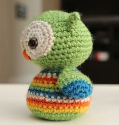 Little Muggles | Baby Owl Free Pattern!