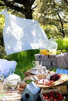 Un picnic en la pedida ©María López Jurado