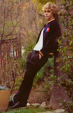 Evan Peters from American Horror Story