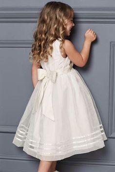 Buy Ivory Sash Bridesmaid Dress (3mths-16yrs) online today at Next: Switzerland