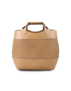 DIE-CAST PLEATED SHOPPER - Handbags - Woman - ZARA