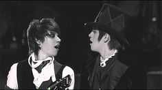 the way he looks at him kills me ryden panic! at the disco
