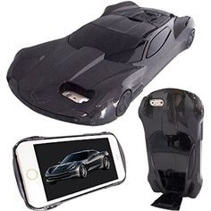 WwwSuppliers New 3D AMERICAN MUSCLE Edition Luxury Race Sports Automobile Car Case for Apple iPhone 6 4.7 Kick-Stand Hard Protective Cover + Screen Protector (Graphite Black) WwWSuppliers http://www.amazon.com/dp/B00UHSM45E/ref=cm_sw_r_pi_dp_o1MYvb0HR4T3Z