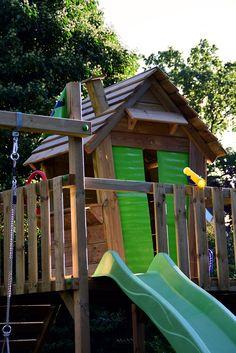 Wie baut man einen Spielturm auf?   lillesol & pelle Schnittmuster, Ebooks, Nähen Park, Children, Playground, Sewing Patterns, Tutorials, Kids, Lawn And Garden, Parks