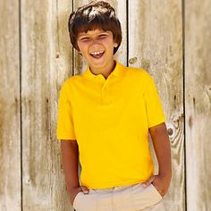 Blank Clothing - BERMUDA | polo shirts kids | eco pique