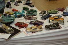 I love the Model Car Contest at Stater Bros. Route 66 Rendezvous...looks like a freeway jam!