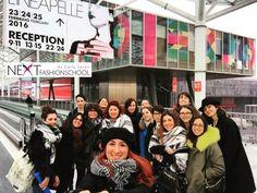 Lineapelle live ! | Next Fashion School -Scuola di Moda che prepara stilisti, modellisti e professionisti del Fashion System