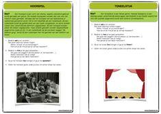 Presentatievormen Drama, Projects, School Ideas, Index Cards, Log Projects, Dramas