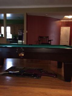 Brunswick Ping Pong Table ... on Pinterest | Pool Tables For Sale, Pool Tables and Slate Pool Table