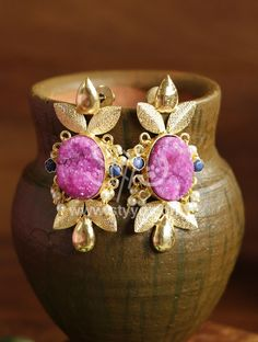 These standard Earrings will give your look the apt blend of sensation and bold.