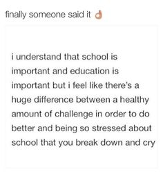 29 Great School Stress Quotes images | Inspirational qoutes, Words
