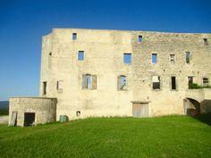 Chateau de la Gabelle near Sault - a B&B to delight the authentic person