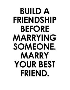 I love this. When I met Iain (over 8 years ago now!) neither of us were looking for a relationship at all. We were drawn to each other platonically and an awesome friendship started. After we stopped fighting the fact that we had feelings for each other after a while, we let ourselves fall in love. Best decision ever. So lucky to be marrying my best friend. <3