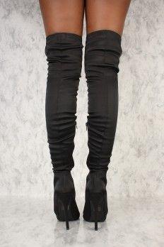 Thigh High Boots, Cheap Thigh High