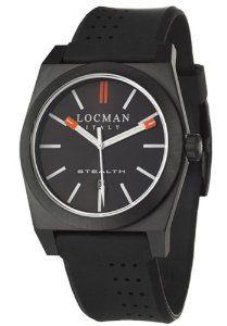 Buy Locman Sport Stealth Men's Quartz Watch 201BKBKPVBK Great deals every day - http://greatcompareshop.com/buy-locman-sport-stealth-mens-quartz-watch-201bkbkpvbk-great-deals-every-day