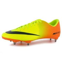 Men's Nike Mercurial Victory IV SG Football Boots #footballboots #Mercurial #SGfootballboots http://www.sportsdirect.com/nike-mercurial-victory-iv-sg-mens-football-boots-191088