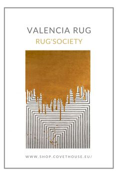 The Valencia Rug, by Rug'Society, neutral but warm colors transport us to an unparalleled comfort by the different textures in this carpet. Luxury Furniture, Modern Furniture, Different Textures, Neutral Tones, Warm Colors, Valencia, Contemporary Design, Classic Style, Upholstery