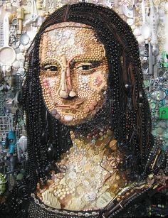 The Mona Lisa Reimagined By 300 Most Innovative Artists | Bored Panda