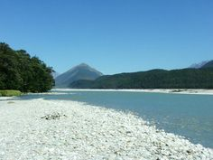 Paradise, Glenorchy, The South Island, New Zealand