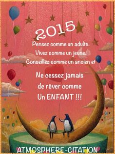 Bonne année !! French Words, French Quotes, School Information, New Year 2017, French Language Learning, Teaching French, Inner Peace, Happy New Year, Love Quotes