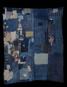 Japanese Boro Textiles - Karun Collection