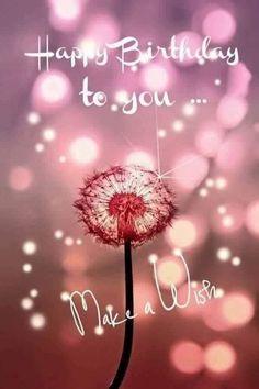Make a Wish… … Happy Birthday! Make a Wish… More Happy. Best Birthday Quotes, Happy Birthday Images, Happy Birthday Greetings, Birthday Messages, Birthday Pictures, It's Your Birthday, Happy Birthday Niece, Happy Birthday Beautiful Lady, Birthday Eve