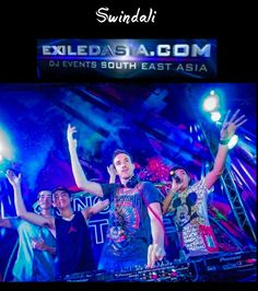 DJ Swindali New Exiled Asia Trap Mix listen Here  http://www.exiledasia.com/dj-swindali/