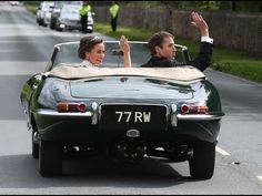 Pippa Middleton and  Husband James  Matthews already  thinking of the ne...