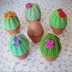 Holiday Crochet, Easter Crochet, Knitted Hats, Crochet Hats, Big Knits, Coffee Cozy, Dress Patterns, Mini, Needlework