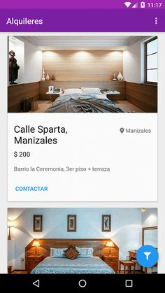 #android #apps #materialdesign #alquileres
