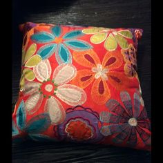 "Selling this ""Throw Pillow"" in my Poshmark closet! My username is: glennc. #shopmycloset #poshmark #fashion #shopping #style #forsale #Pier 1 #Other"