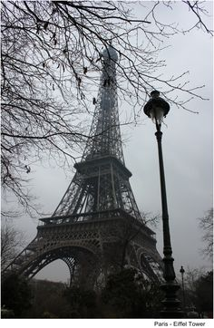 #BucketList | climb to the top of the Eiffel Tower in Paris, France