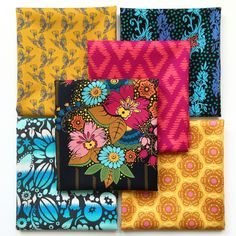 Fat Quarter Fun Bundle - No 12