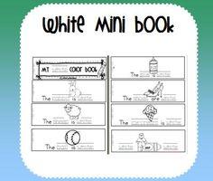 White Color Book