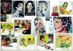 les petites têtes de l'art: D'après Virginia Echeverria Whipple