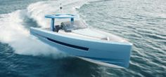 Fjord 42 open Debuts in Monaco Cgi, Fjord, New Launch, Monaco, Sporty, Highlights, Concept, Magazine, Germany
