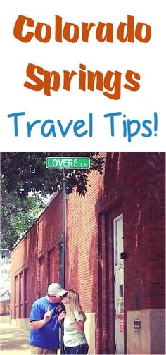 36 Colorado Springs Things to Do!  You'll love these FUN insider travel tips and tricks for your next vacation! | TheFrugalGirls.com