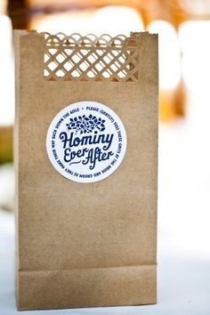 Southern Wedding Gift Bag Ideas : ... southern wedding Wedding Inspiration from friends :) Pinterest