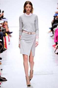 Pringle of Scotland Spring 2012 RTW - Review - Collections - Vogue