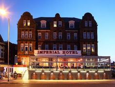 Great Yarmouth's Imperial Hotel