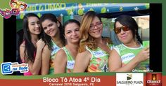 Saiba como foi o evento Bloco Tô Atoa 4º Dia - Carnaval 2016